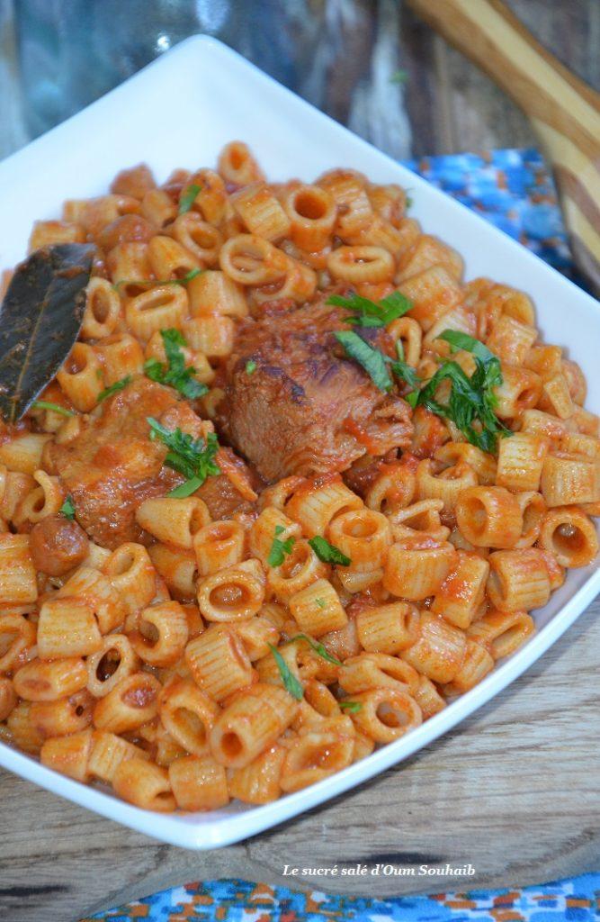 makrouna-salsa-pate-tunisienne