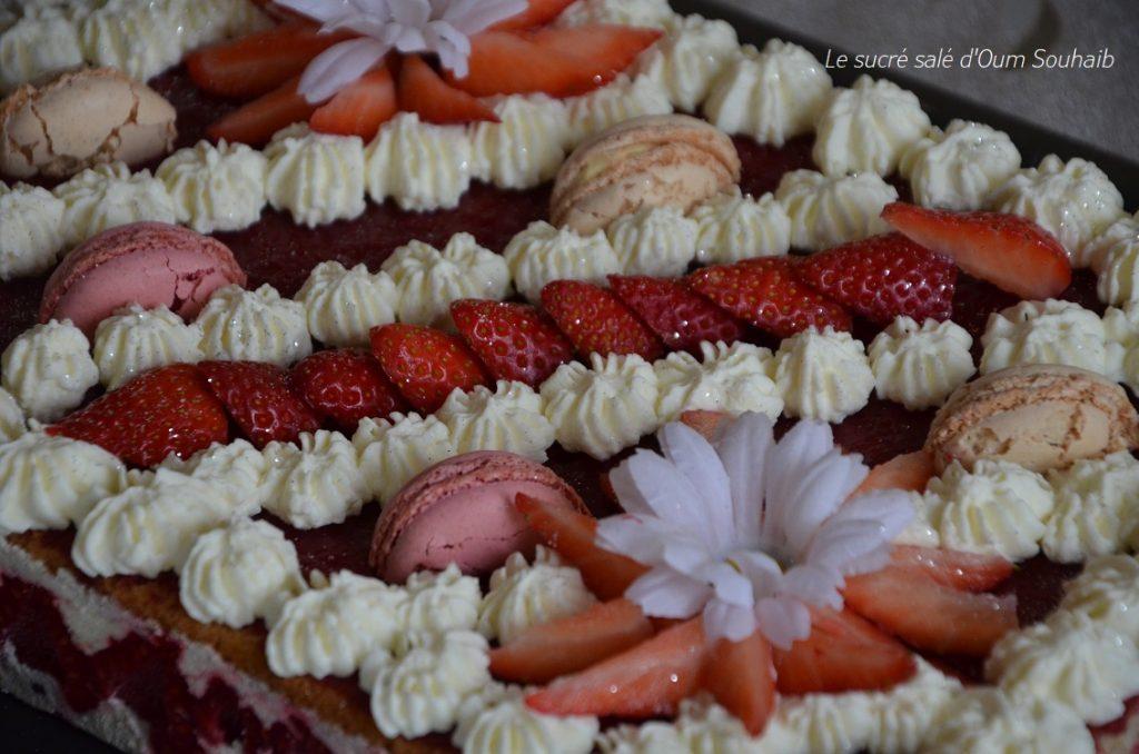 entremets-fruits-rouges-a-la-creme-au-beurre