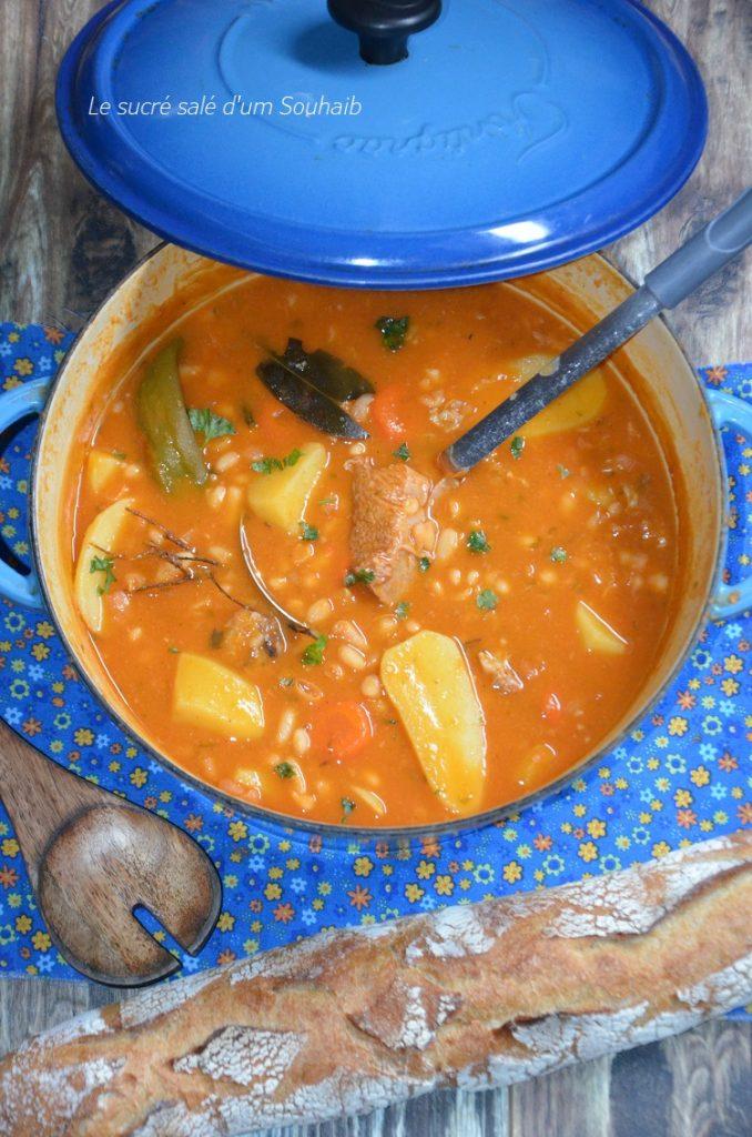 recette-loubia-algerienne