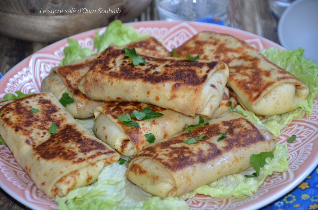 crepes-salees-poulet-champignons-et-bechamel