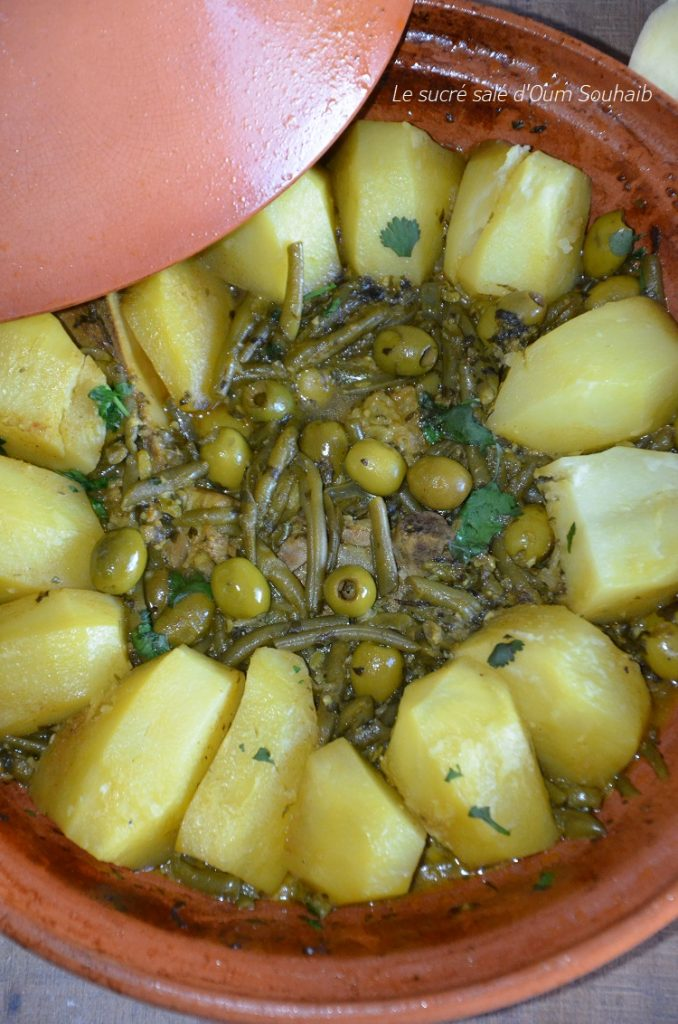 tajine-dharicots-verts